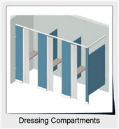 Dressing Compartments