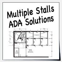 design solutions for multiple stalls